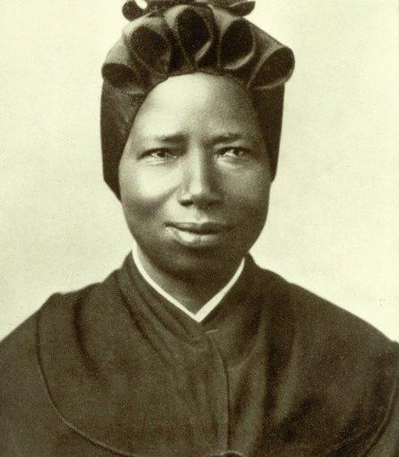Sainte Joséphine Bakhita