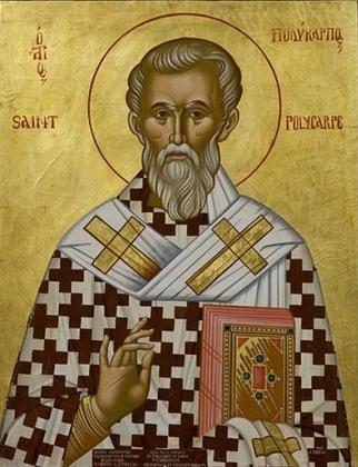 Saint Polycarpe – 23 février