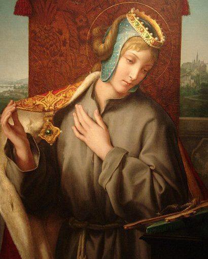 Sainte Agnès de Bohème