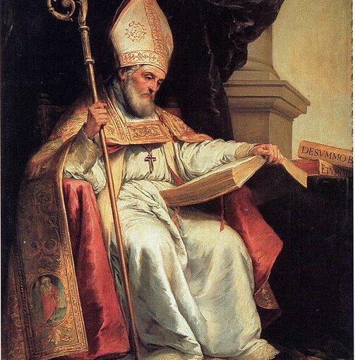 Saint Isidore de Séville