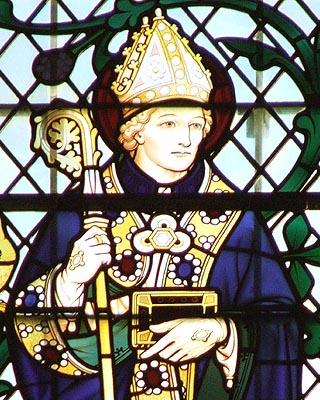 Saint Egwin de Worcester